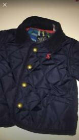 Joules coat and hat 0-3 months