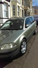 VW PASSAT ESTATE