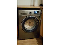 Samsung ecobubble Washing Machine, 9kg Load, A+++