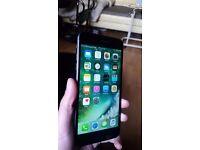 Iphone 7 s. Matt black