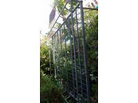 Van roof rack (high top) and ladder
