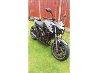 Cf Moto WK Bikes 650NK