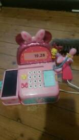 Mini mouse till