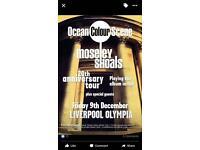 1x tickets ocean colour scene liverpool