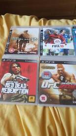 13 PS3 GAMES FOR SALE