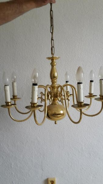 Kronleuchter in brandenburg welzow lampen gebraucht for Ebay kleinanzeigen kronleuchter