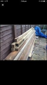 LOAD OF TIMBER