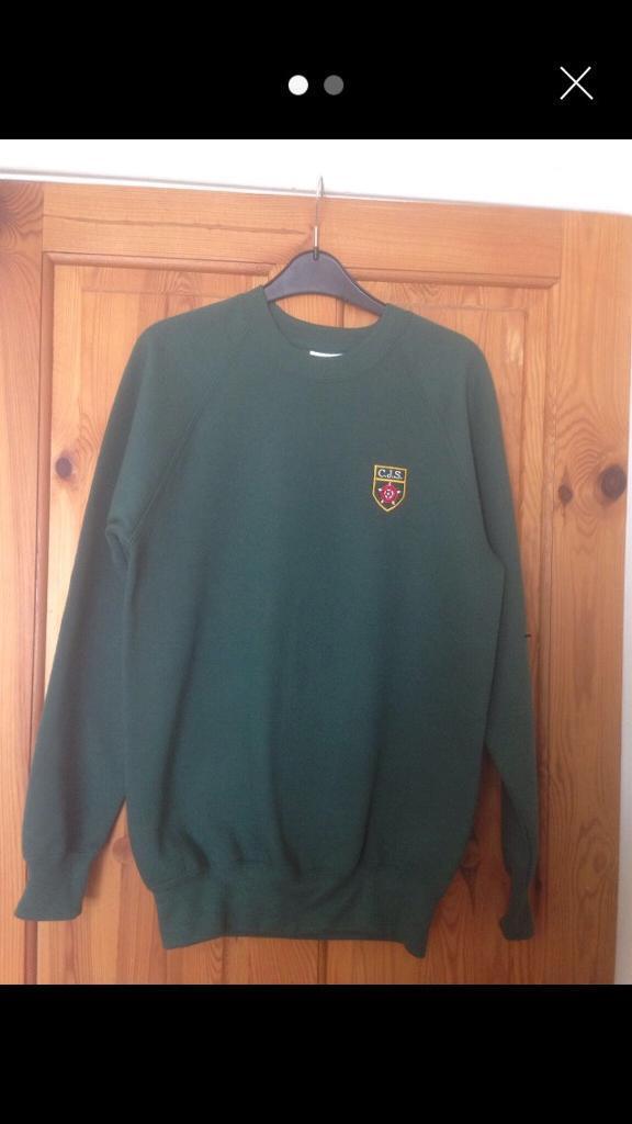 Chellaston Junior Crew Neck Sweatshirt In Chellaston Derbyshire