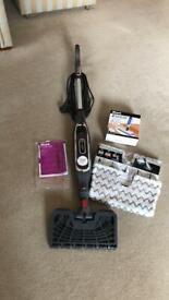 Shark Klik N' Flip steam floor cleaner