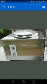 Robot coupe ice cream maker