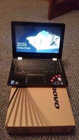 Lenovo Yoga 300-11IBY 2in 1 Laptop White like new
