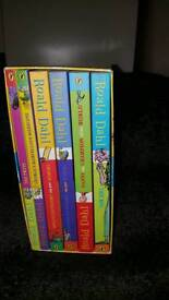 Collection Roald Dahls books