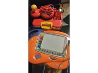 Vtech learning gaming system