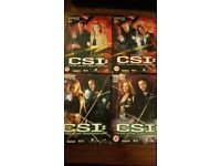 CSI AND Csi Miami Seasons