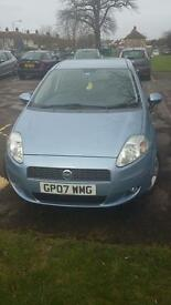 Showroom condition 1.4 automatic grande punto 55k miles