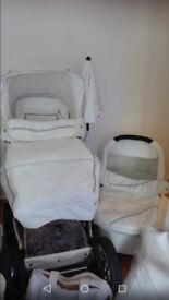 Baby style zing travel system