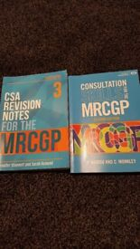 Medical textbook for sale - CSA revision books