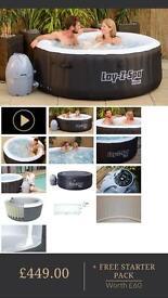 Lay z spa Miami hot tub pump