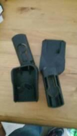 Quinny buzz pram adaptors for car seat