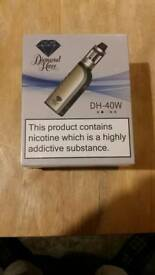 Diamond Haze vaping kit new and sealed