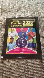 Merlin premier league 2018 stickers