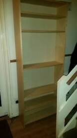 Book case. or Display Cabinet