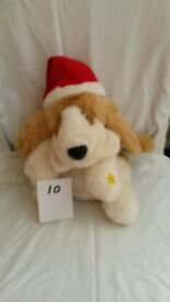 christmas animated toys / decorations battery operated
