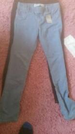 Skinny jeans aged 11-13