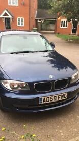 BMW 1 series 2.0d se
