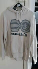 Mens crosshatch top