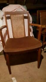 G Plan Dining Room Chairs x 6