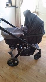 Chicco urban travel system. Excellent condition