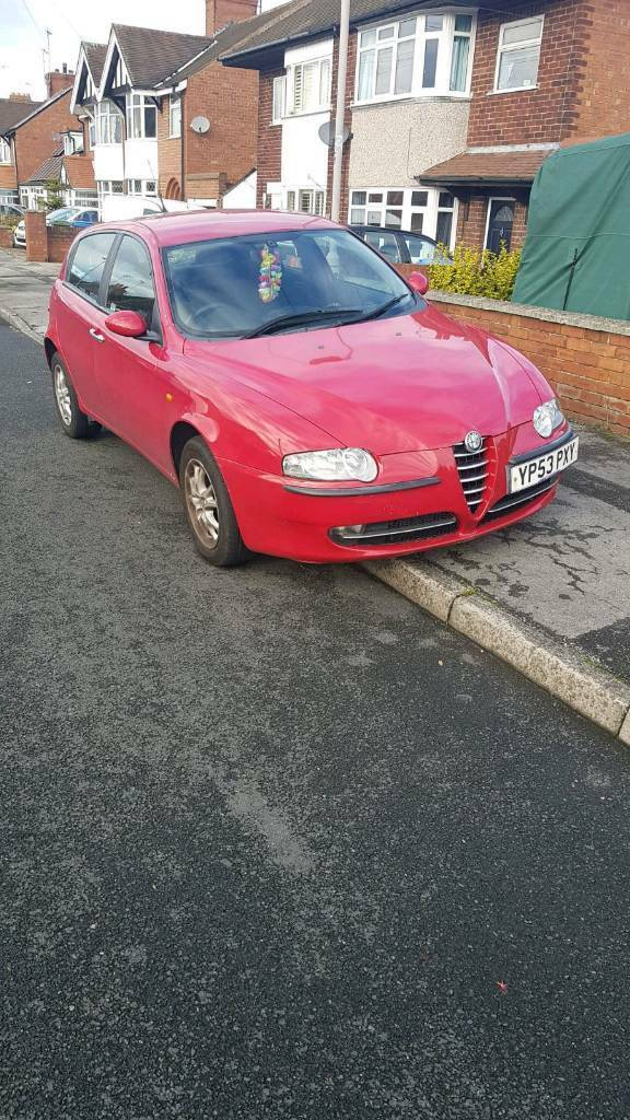 Alfa Romeo 1.9jtd 147...need a quick sale