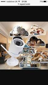 Cctv supply & fit £89 view from mobile phone - installation camera alarm
