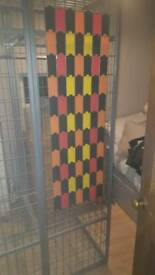 Ikea Caged Wardrobe less than 1 year old