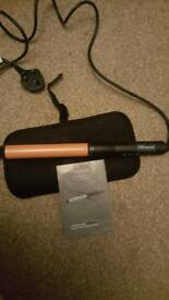 Tresemme curling wand.