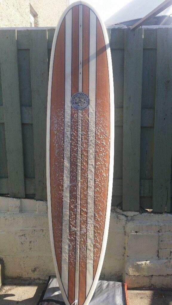 Hawaiian Soul Mini Mal 8ft Surfboard In Newquay Cornwall Gumtree