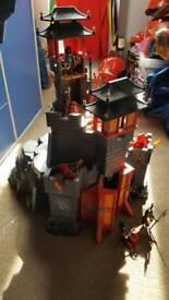 Playmobile Dragon Castle plus Boat