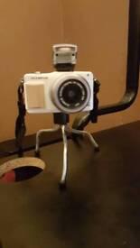 Olympus Pen Mini E-PM2 Camera Brand New!
