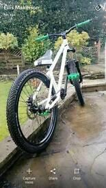 Custom identiti jump bike