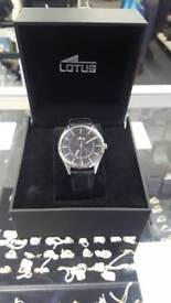 Men's Lotus Quartz Watch