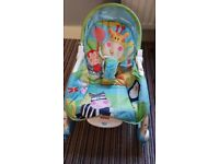 Fisherprice rocking chair