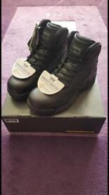 Magnum Safety Boots. Brand new