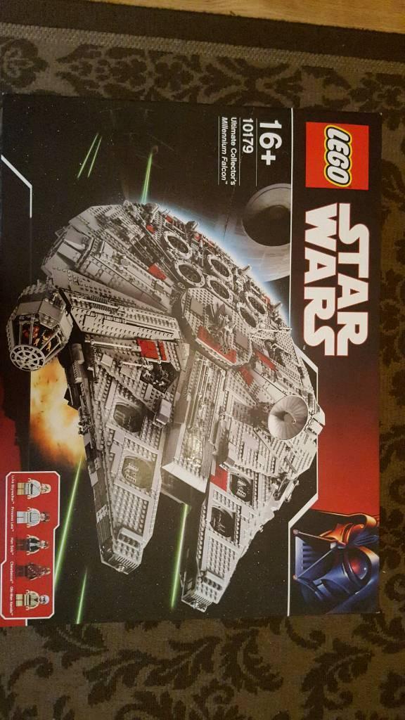 Star Wars Millennium Falcon Collectors Edition