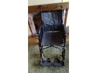 Invacare Ben 9 Transport Wheelchair