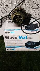 Wp 40 wave maker.