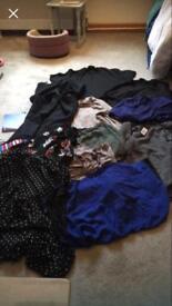 Bundle of size 18 clothes