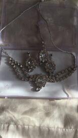 Jewellery sets silver