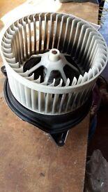 Ford focus heater fan unit