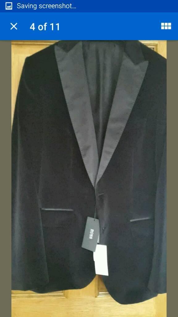 1c82be79c Brand New With Tags Hugo Boss Velvet Blazer | in Uxbridge, London ...